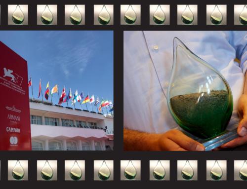 Green Drop Award: il cuore verde dei vip protagonisti a #Venezia77 [Comunicato Stampa 2/2020]