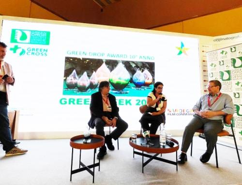 Inaugurata la #GreenWeek alla Mostra del Cinema di Venezia 2021